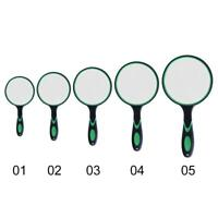 Portable 10X Mini Magnifying Glass Handheld Magnifier for Antique Jade Jewelry