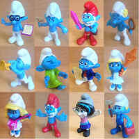 McDonalds Happy Meal Toy 2013 The Smurfs 2 Movie Plastic Toys - Various