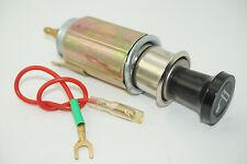 Ejection Seat Push Button Car Power Plug Cigerette Lighter 12-volt Accessory