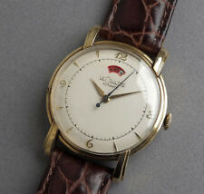 JAEGER LECOULTRE POWERMATIC 10K Gold Filled Vintage Automatic Watch 1948