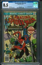 Amazing Spider-Man #161 CGC 8.5
