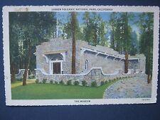Manzanita Lake California, Dead Post Office R1