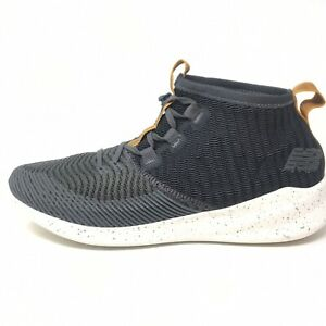 New Balance Cypher Mens Black Gray Running Athletic Training Shoes Sz 12 M (D)