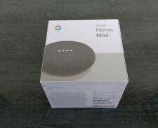 Google Home Mini Lautsprecher Sprach Steuerung Smart Mediaplayer schwarz NEU DHL