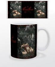 VICTORIA FRANCES-ECHO OF DEATH 11 OZ COFFEE MUG TEA CUP ILLUSTRATOR DARK ROMANCE