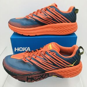 Hoka One One Speedgoat 4 1106525 FPBL Fiesta /  Provincial Blue 12 D Medium