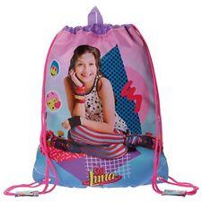 Disney soy Luna mochila escolar 40 cm 1.2 litros multicolor