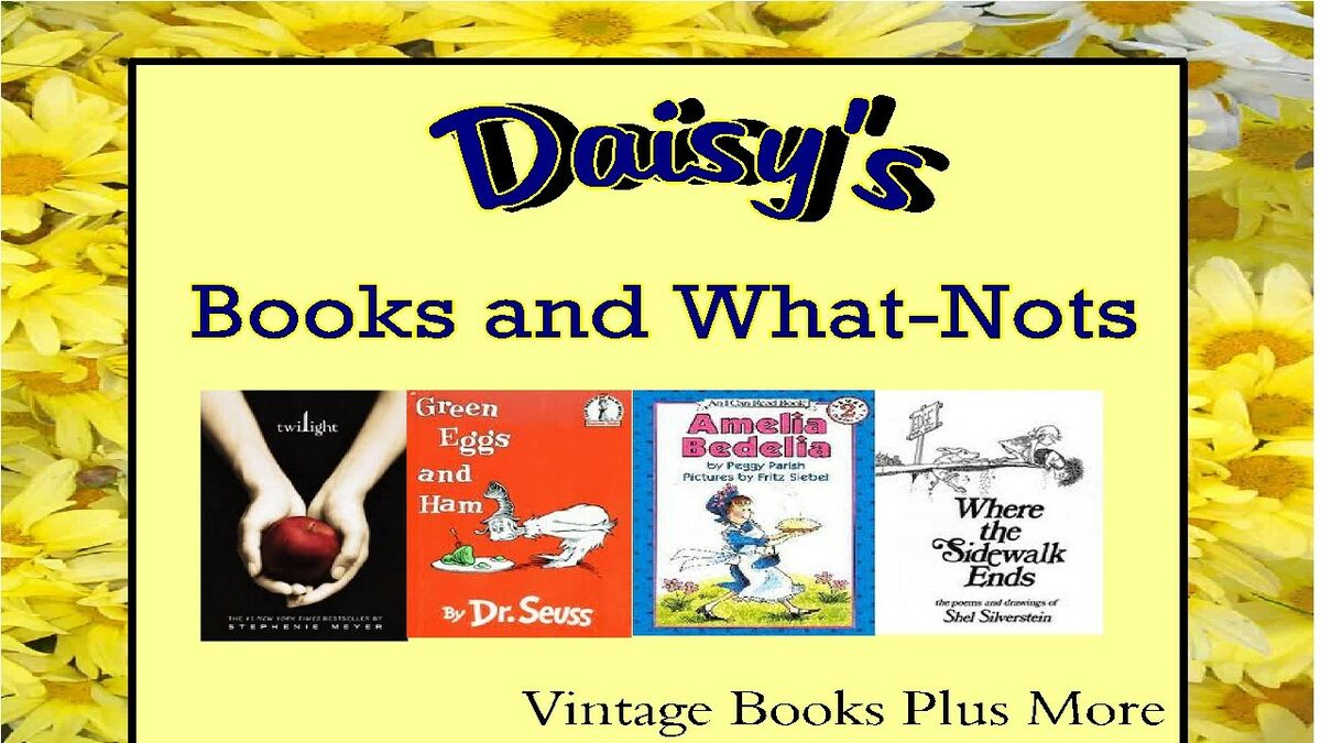 Daisy's Books and What-Nots