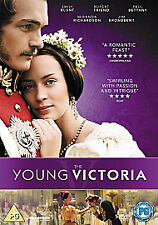 Young Victoria [DVD] [2009], Acceptable DVD, Emily Blunt, Jim Broadbent, Mark St