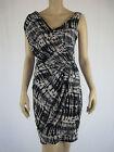 Brave by Wayne Cooper Ladies Lighting Dress sizes XSmall Medium Multi Print