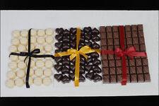753020 Belgian Chocolates A4 Photo Texture Print