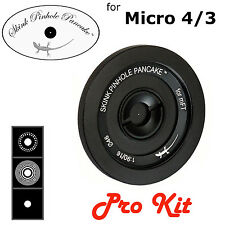 Skink Pinhole Pancake Pro Kit 1:90/16 modular Olympus Pen E P3 PM1 PL2 PL1s PL1
