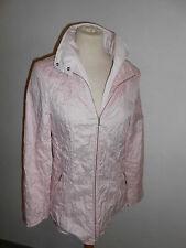20 30/8 Marccain señora chaqueta verano talla n 3/m Rose rosa fácilmente estrellaste