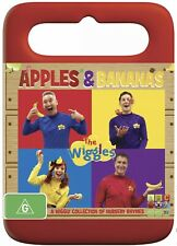 The Wiggles - Apples & Bananas  (DVD, 2005) Brand New Sealed R4