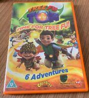 Tree Fu Tom: Time for Tree Fu DVD (2013) Adam Shaw Cert U FREE Shipping, Save £s