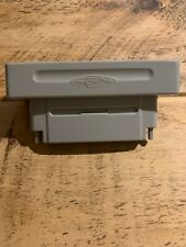 Fire Super Nintendo Snes Adaptor To Play Japanese Games On Uk Snes