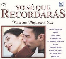 Yo Se Que Recordaras by Various Artists (CD, Jul-2008, 3 Discs, Multi Music)