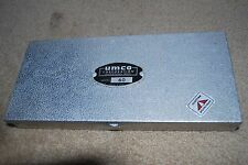 New listing Umco Model 60 Tackle Lure Box Aluminum Excellent Cond.