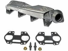 Fits 2009-2010 Ford F150 Exhaust Manifold Left Dorman 25474JW 4.6L V8 VIN: 8