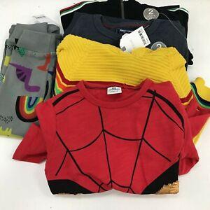 New Next Tracksuit Jumper Leggings Kids 3-4 Years Bundle 5 Piece Multi 022450
