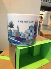 Starbucks mug Amsterdam, Where i have been collection