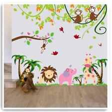 Pegatinas y plantillas de pared color principal transparente para el dormitorio