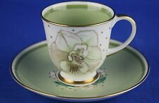 Susie Cooper Azalea Cup Gardenia Saucer Bone China England