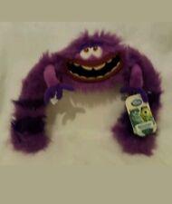Disney Pixar Monster University Scare ART Monsters Figure Furry Kids Toy Rare