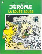 BD  Jérôme- La bouée rouge  - N°38 - Re- 1977 -TBE -Vandersteen