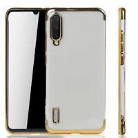 Xiaomi Mi A3 Case Phone Cover Protective Case Protective Case Cases Bumper Gold