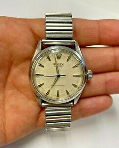 Rolex Oyster Brevet 6480 Shock Resistance Automatic Men's watch