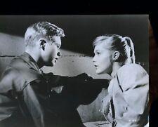 young carol lynley brandon dewilde  blue denim Original  7X9 Photo #X1978