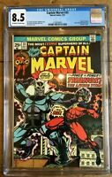 Captain Marvel 33 CGC 8.5 2138744002