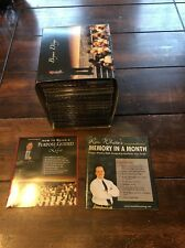 How To Build A Better You BRYAN DODGE & Memory In a Month by Ron White CD SETS