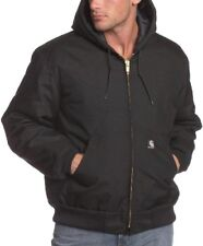 NEW Carhartt Mens Arctic Quilt Lined Yukon Active Jacket Black Large