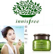 Innisfree The Green Tea Seed Cream 50ml Moisturising NEW Upgrade
