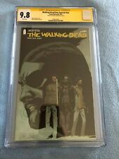 Walking Dead Day 15th Anniversary Special (2018 Image) CGC 9.8 Signed by Kirkman