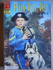 Raccolta RIN TIN TIN e Rusty n°23 1969 edizioni Cenisio [G403]