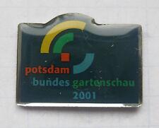 POTSDAM / BUNDESGARTENSCHAU 2001........... Städte&Länder-Pin (119c)