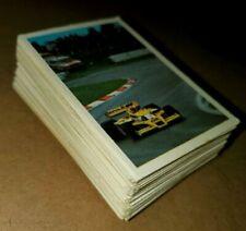 77 CARDS Race GRAND PRIX 1978-79 Vintage Trading Cards