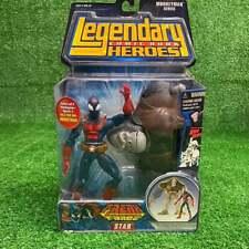 NEW Legendary Comic Book Heroes Freak Force Star Monkeyman Series action figure