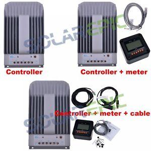 40A MPPT Solar Controller Epever 12V/24V Tracer BN MPPT Battery Charger 150V PV
