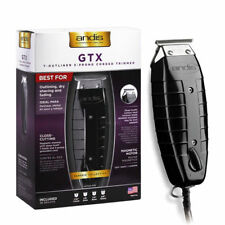 be97350f5 Andis GTX T-Outliner, 3-Prong Corded Trimmer, Black, Model #