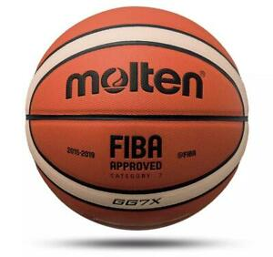 New High Quality Basketball Ball Official Size 5,6,7 PU Leather Outdoor/Indoor