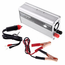 DC 24V AC 220V Portable 1000W Car Power Inverter Adapter USB Charger Converter r