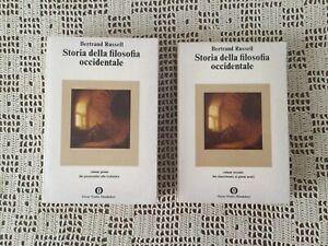 Bertrand Russell, Storia della filosofia occidentale, Mondadori Oscar Prima Ediz