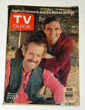 """CLASSIC"""" -  M*A*S*H*  - MIKE FARRELL & ALAN ALDA - 1979 NEW YORK METRO TV Guide"""
