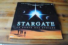 Film Laserdisc LD STARGATE LA PORTE DES ETOILES version FR PAL