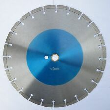 """10pcs 14-INCH x .125"""" x 1""""-20mm LASER WELDED DIAMOND SAW BLADE   for All Saw"""