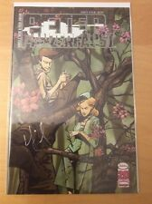 PETER PANZERFAUST 4, NM 9.4, 1ST PRINT, SIGNED BY KURTIS WIEBE, IMAGE